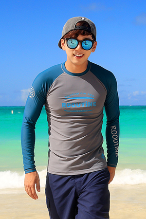 GOOD SENSE MAN RASHGUARD (RT0008)
